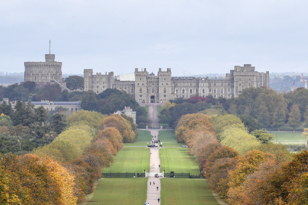 Letter from Her Majesty The Queen, Windsor Castle