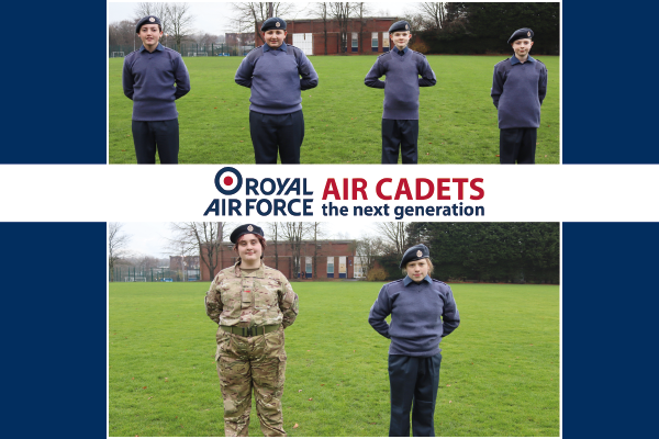 Bury Grammar School Air Cadets