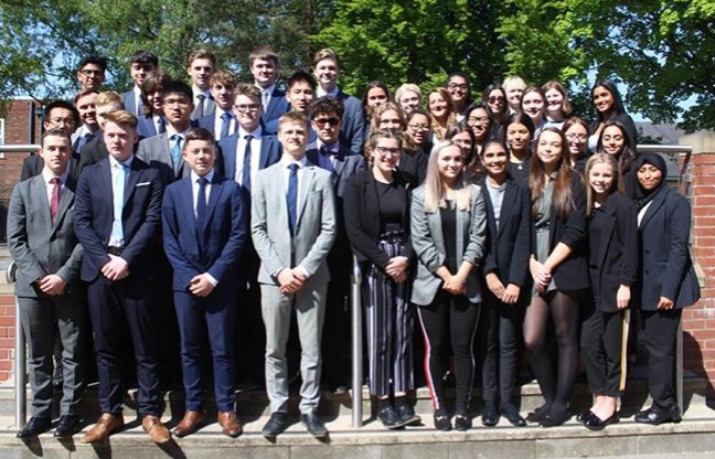 Wishing our Year 13 the best of luck!